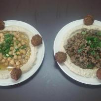 Hummus Manchukuo