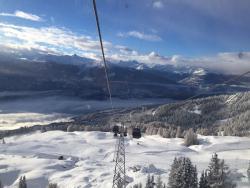 Crans-Montana Ski Resort