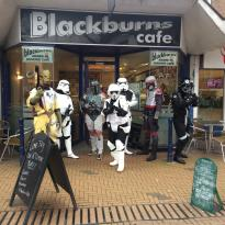 ‪Blackburns Cafe Barnsley‬