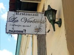 Restaurant la Verbena