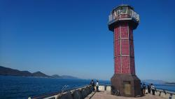 Takamatsuko Tamamo Breakwater Light