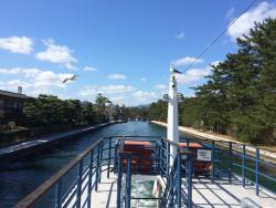 丹後海陸交通  天橋立観光船