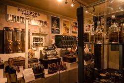 Muzeum obchodu Cesky Krumlov