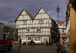 Evesham Town Centre