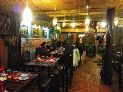 Bamboo Bar and Restaurant