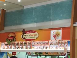 New Cookers Burger Aeon Mall Kashiihama