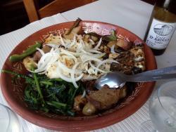 Restaurante Chao D'Ave