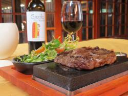 Restaurant Santa Cruz Colchagua Valley