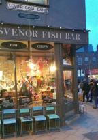 ‪grosvenor fish bar‬