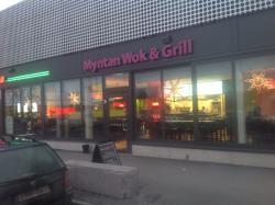 Myntans Wok & Grill & Sushi