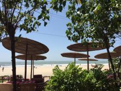 Laughing Buddha Restaurant and Beach Huts