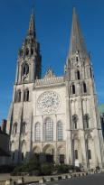 ‪Chartres Cathedral‬