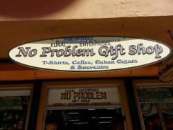 No Problem Gift Shop