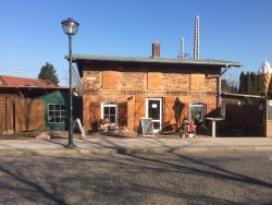 Cafe Am Bahnhof
