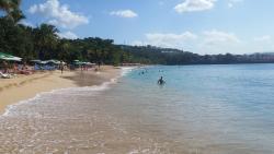 Sosua Public Beach, warm calm waters.. short walk from hotel