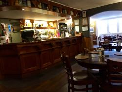 cosy and comfortable bar