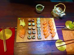 Kamikaze Sushi Bar + Jazz Lounge