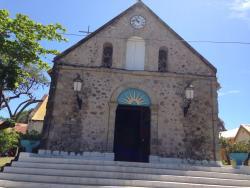 Bourg des Saintes