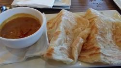 Roti Canai at Hawkers St. Pete