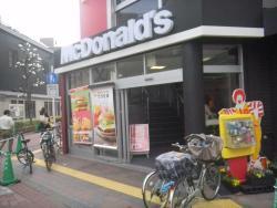 マクドナルド 東急蒲田駅前店