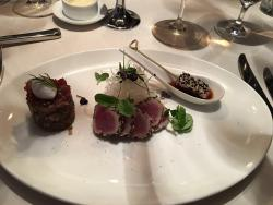 Fine dining and possibly one of the best restaurants in Prague