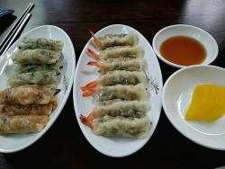Danyang Garlic Dumplings