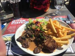 Chalet Restaurant Le Bois Prin