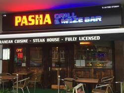 Pasha Grill and Meze Bar
