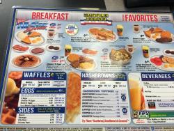 Waffle House W Trinity