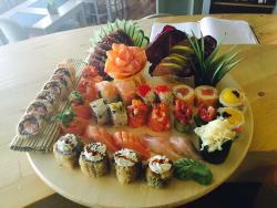 Sushi Lapa