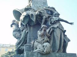 Monumento alle Cinque Giornate