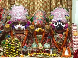 ISKCON Temple Patna