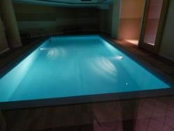 Pool in ground floor - small but useful