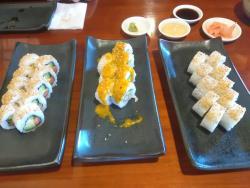 MEIJI SUSHI & Teppan Sushi