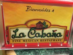 Lacabana Mexican Restaurant