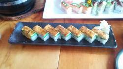 Asparagus oshizushi.