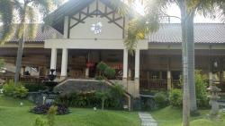 龍目島花園酒店
