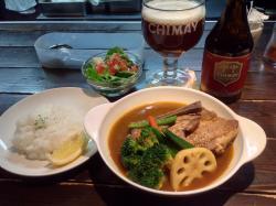 Curry Di Savoy
