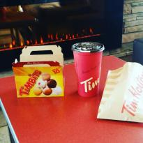 Peace River Tim Hortons