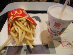 McDonald's Izumi Nakayama