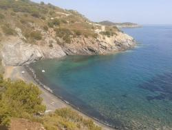 Spiaggia delle Tombe