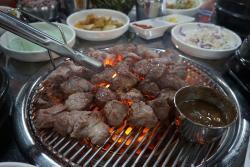 Chil Pork Ga