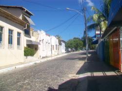 Centro Histórico de Itaparica