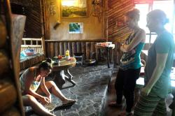 Cooking Class and restaurant at Juwita Cafe, Tuktuk Siadong, Samosir island
