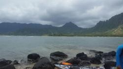 Mokolii Island