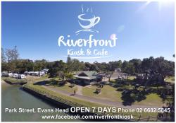 Riverfront Kiosk Cafe