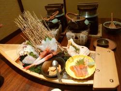 Mitsuishi Kombu Onsen Kurazo Restaurant Hatago