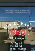 Old El Paso BBQ