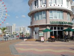 Starbucks Coffee Mihama American Village
