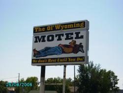 Ol' Wyoming Motel